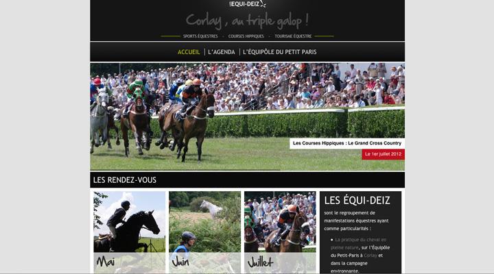 Site internet les EQUI-DEIZ