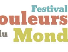 Affiche Festival «Couleurs du Monde»