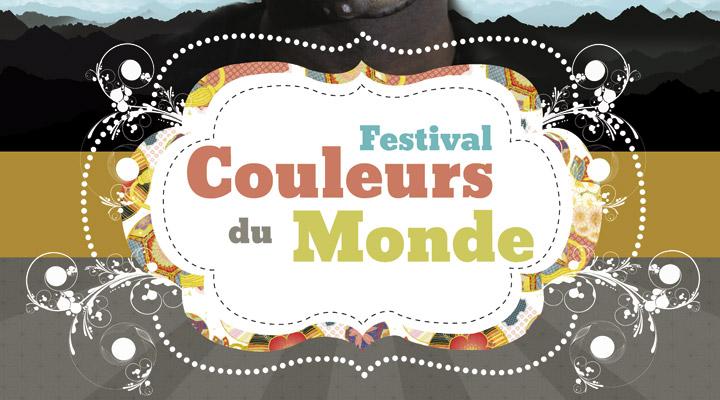 Festival Couleurs du Monde