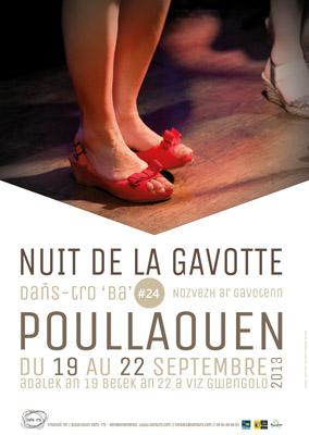 Affiche Nuit De La Gavotte