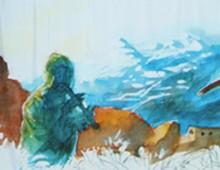 Affiche «Le Bois Qui Chante»