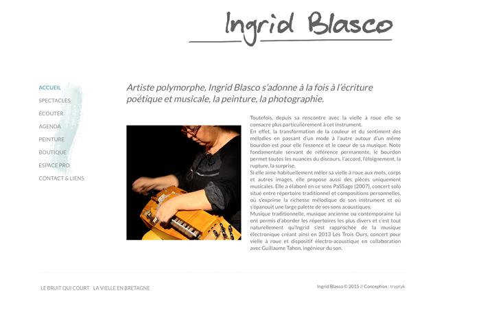 Ingrid Blasco