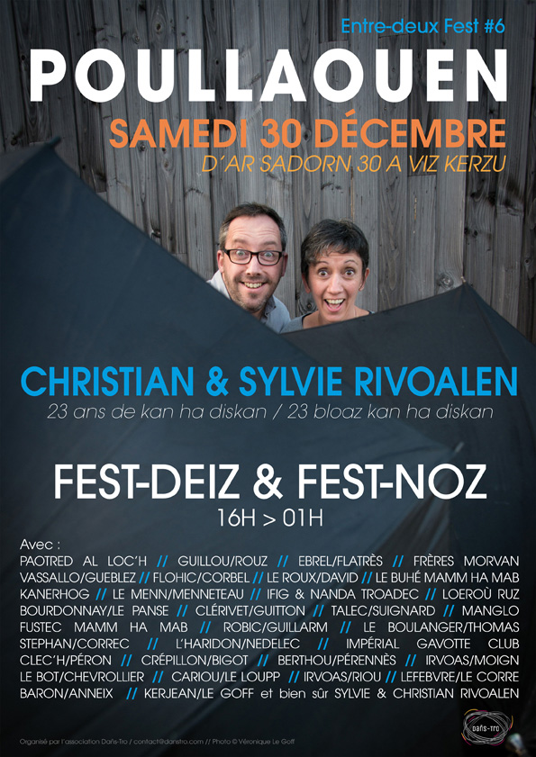 Affiche Entre 2 Fest