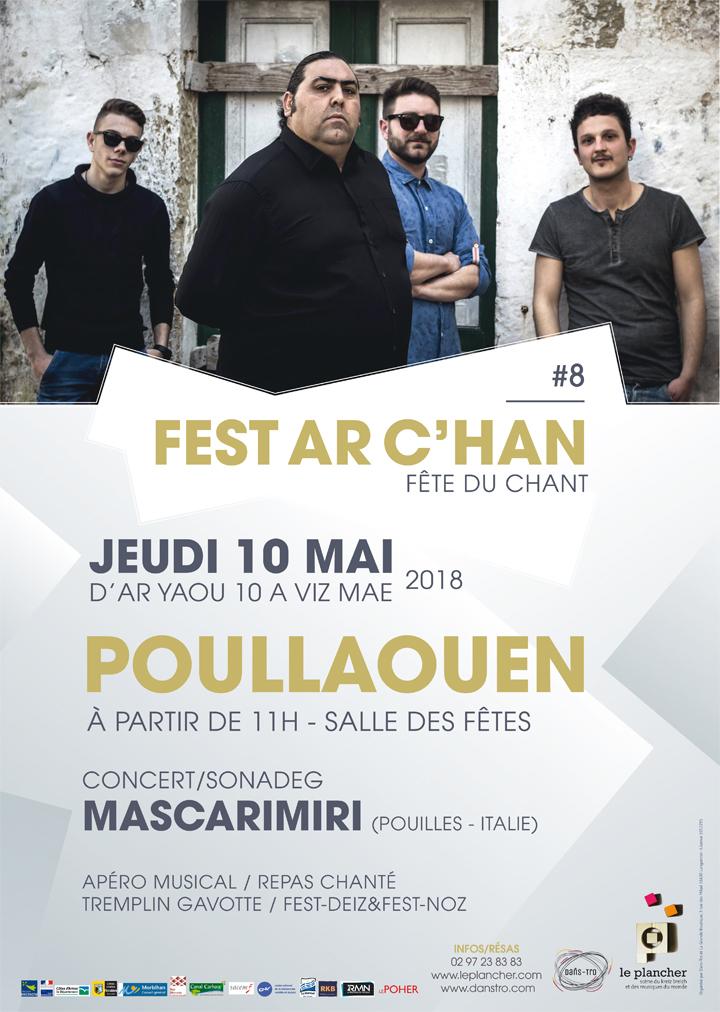 Affiche FAC 2018