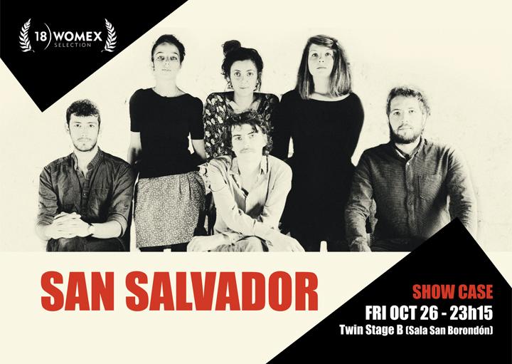 Flyer San Salvador