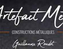 Site internet Artefact Métal