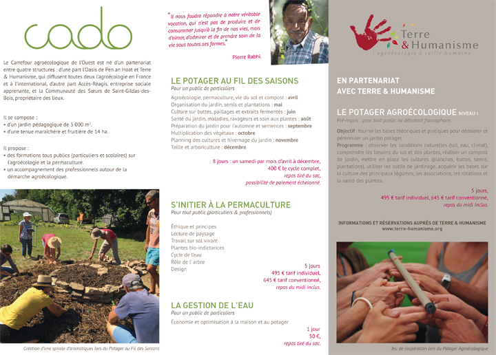 Carrefour Agroécologique de L'Ouest